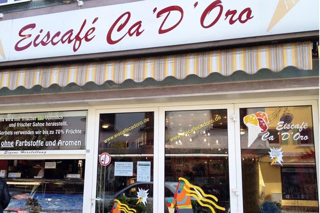 Eiscafé CaDoro
